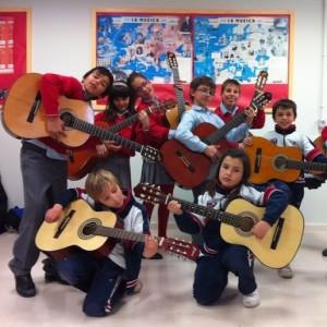 Extraescolar guitarra 2011-2012